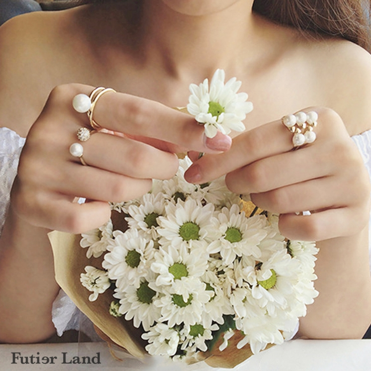 futier landのアクセサリー/リング・指輪   詳細画像