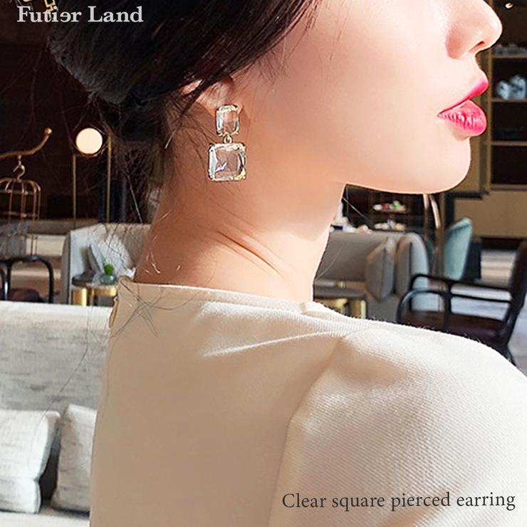 futier landのアクセサリー/ピアス | 詳細画像