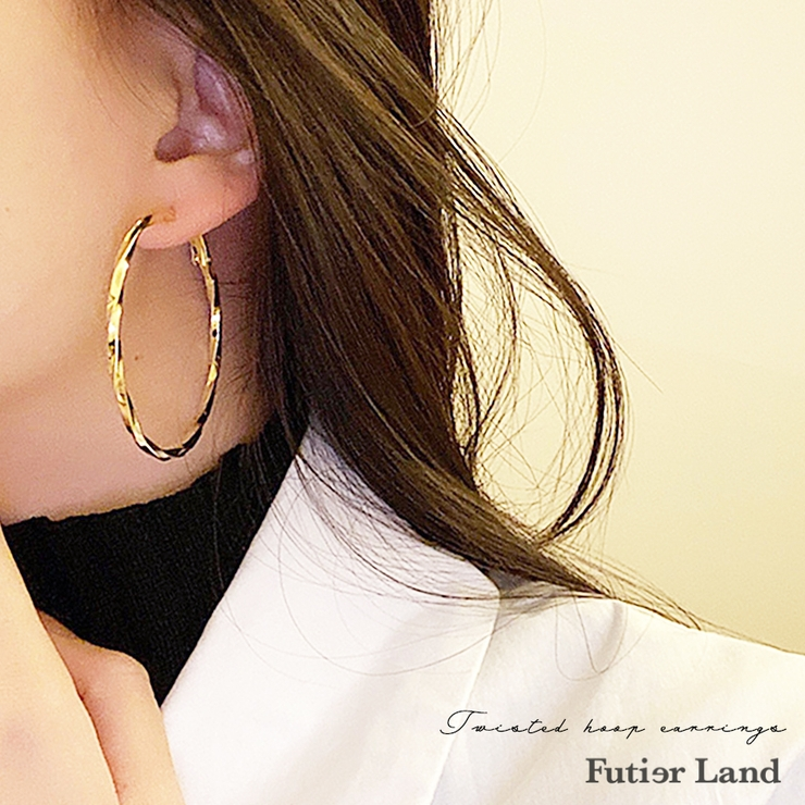 futier landのアクセサリー/ピアス   詳細画像