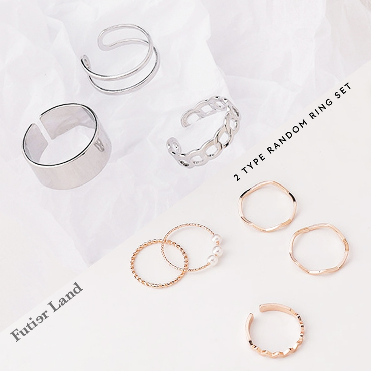 futier landのアクセサリー/リング・指輪 | 詳細画像