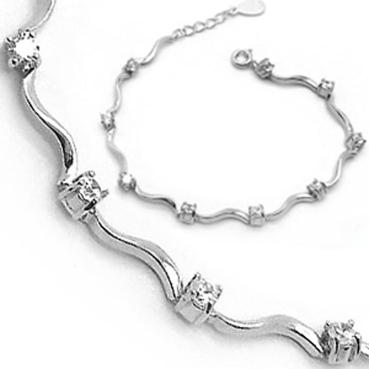 ブレスレット レディース 贅沢9粒   gulamu jewelry    詳細画像1