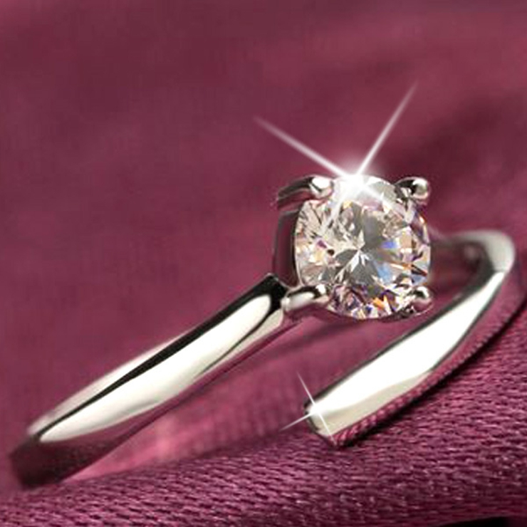 指輪 サイズフリー 一粒   gulamu jewelry    詳細画像1