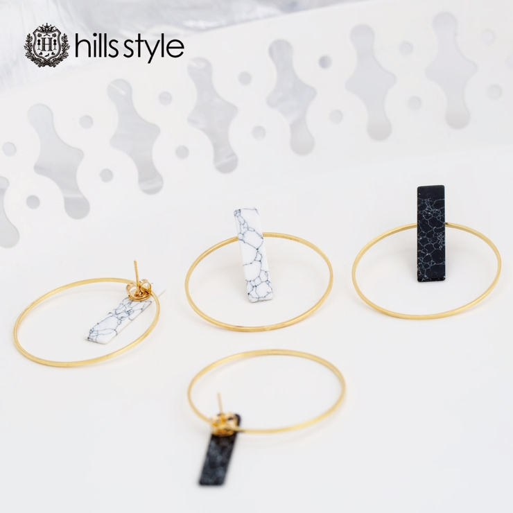 hills styleのアクセサリー/ピアス | 詳細画像