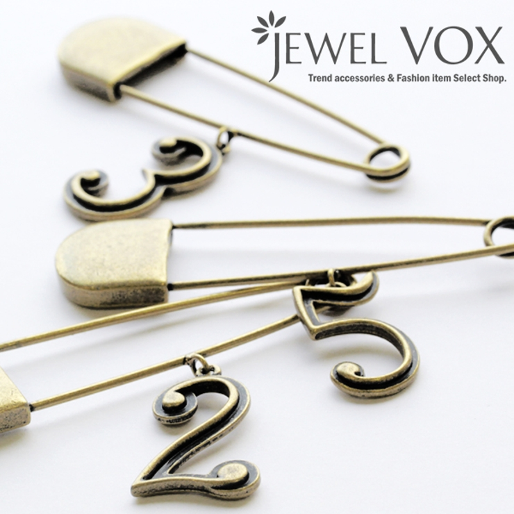 Jewel voxのアクセサリー/ブローチ・コサージュ | 詳細画像