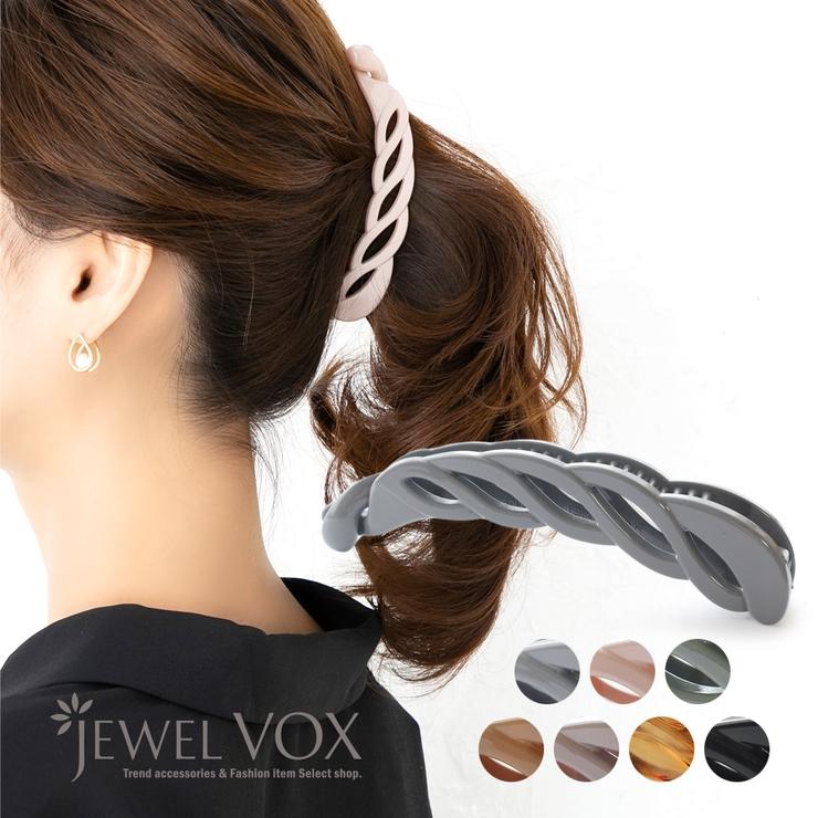 Jewel voxのヘアアクセサリー/ヘアクリップ・バレッタ | 詳細画像