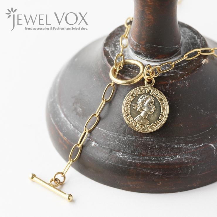 ネックレス 金属アレルギー レディース | Jewel vox | 詳細画像1