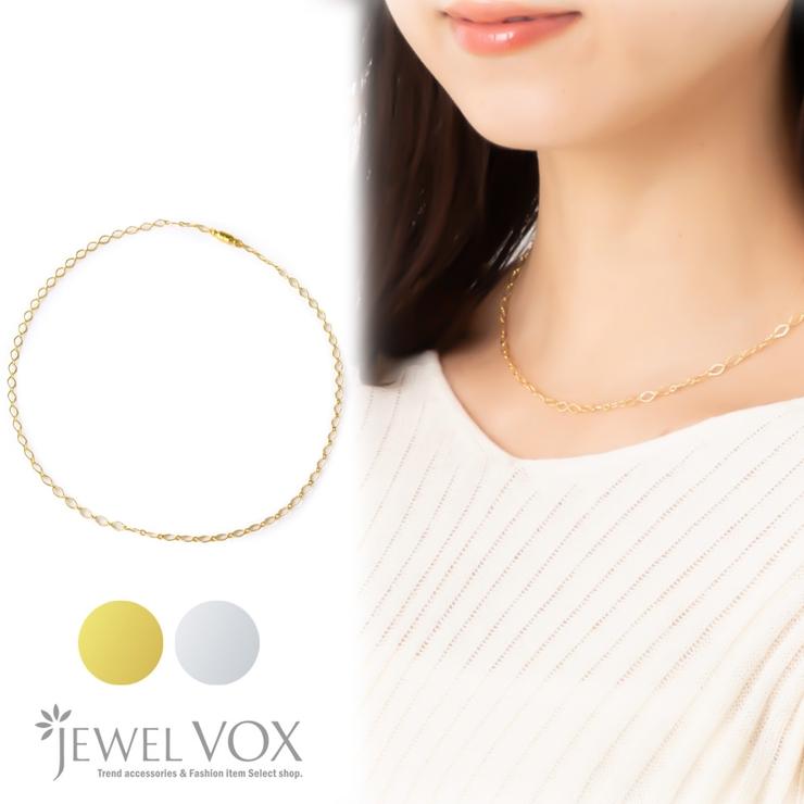 ネックレス ショートネックレス レディース | Jewel vox | 詳細画像1