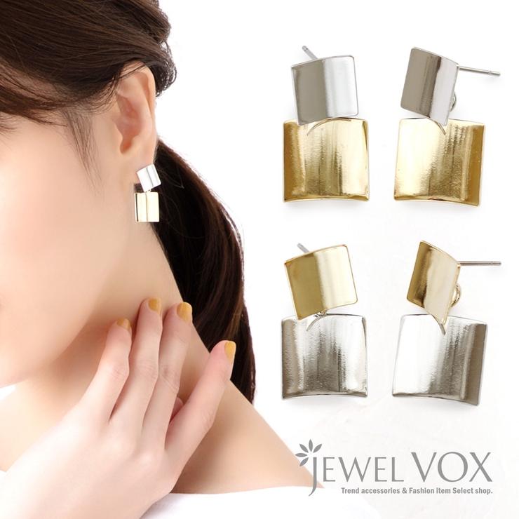 ピアス チタンポスト 金属アレルギー | Jewel vox | 詳細画像1