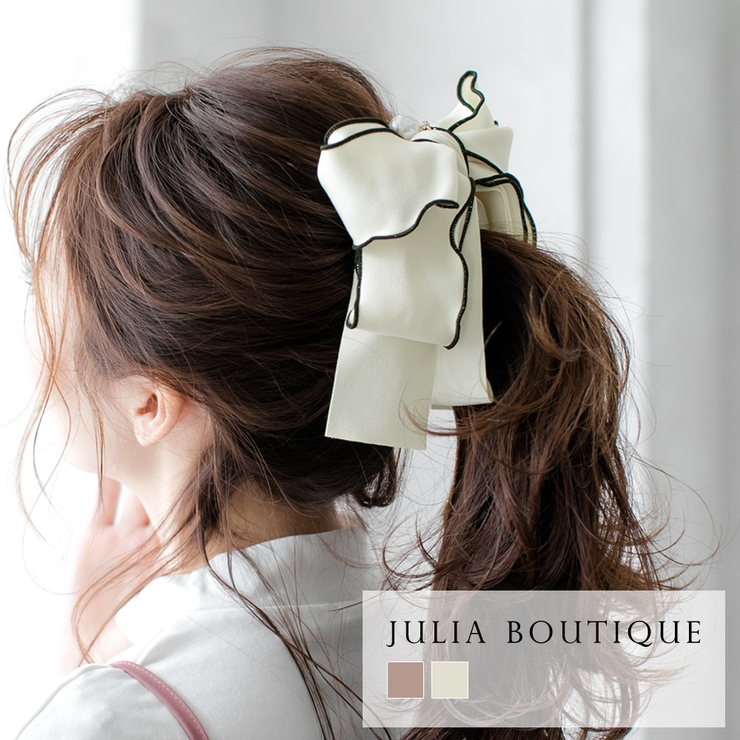 JULIA BOUTIQUEのヘアアクセサリー/ヘアクリップ・バレッタ | 詳細画像