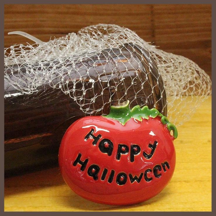 ハロウィン ハッピーハロウィンかぼちゃのブローチ | lunolumo | 詳細画像1