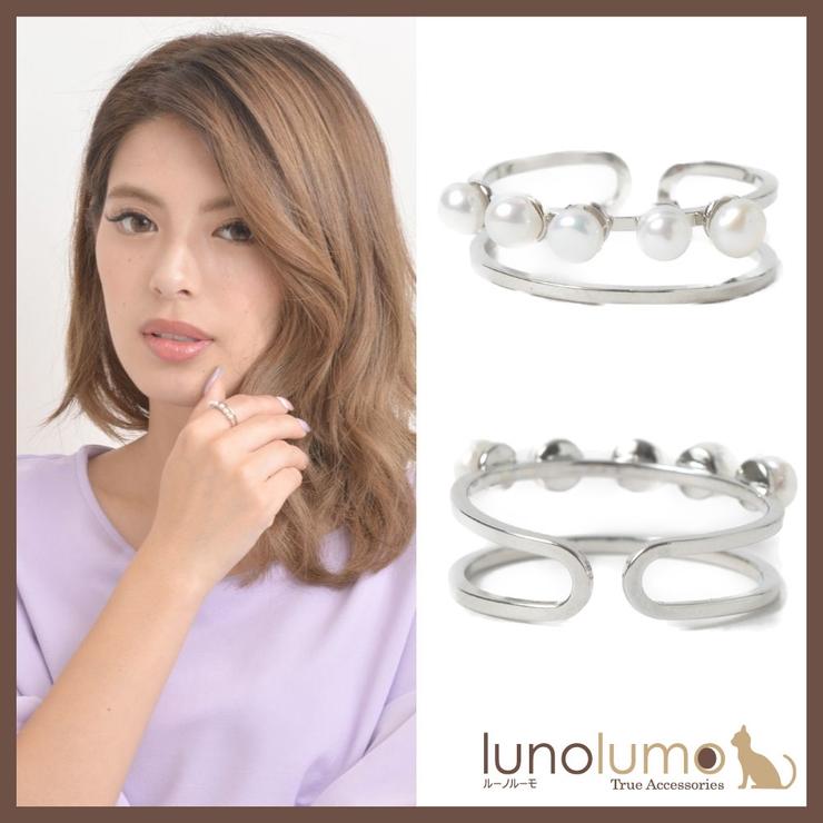 指輪 レディース 淡水パール | lunolumo | 詳細画像1