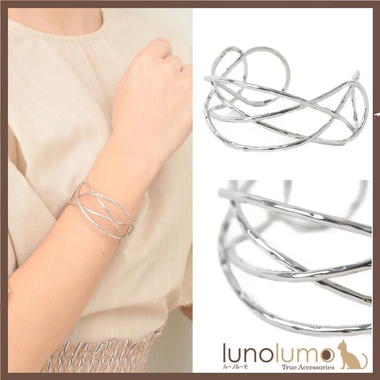 ブレスレット バングル レディース | lunolumo | 詳細画像1