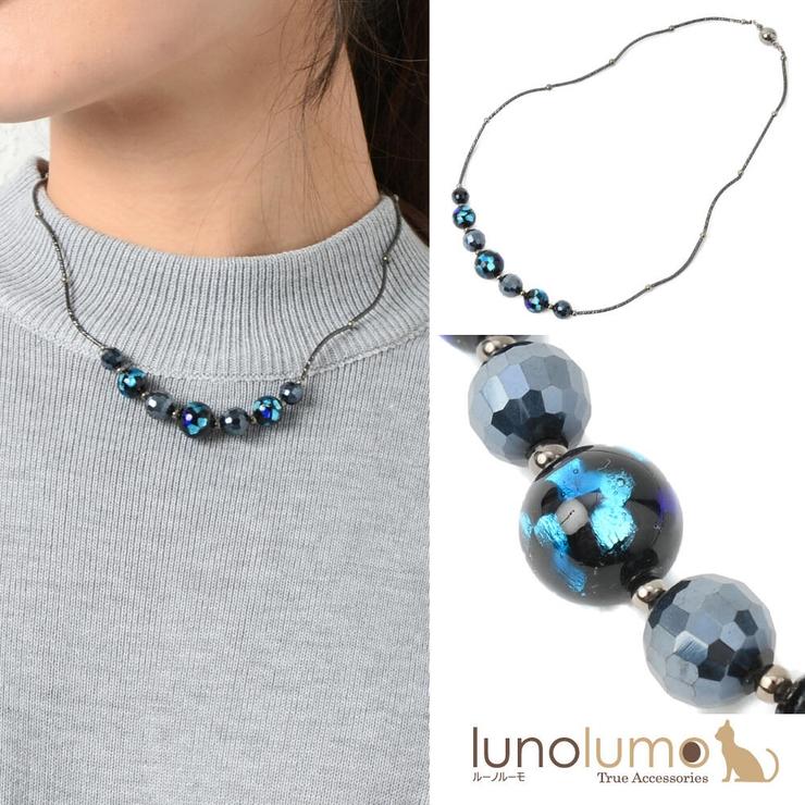 日本製 ネックレス ショートネックレス | lunolumo | 詳細画像1