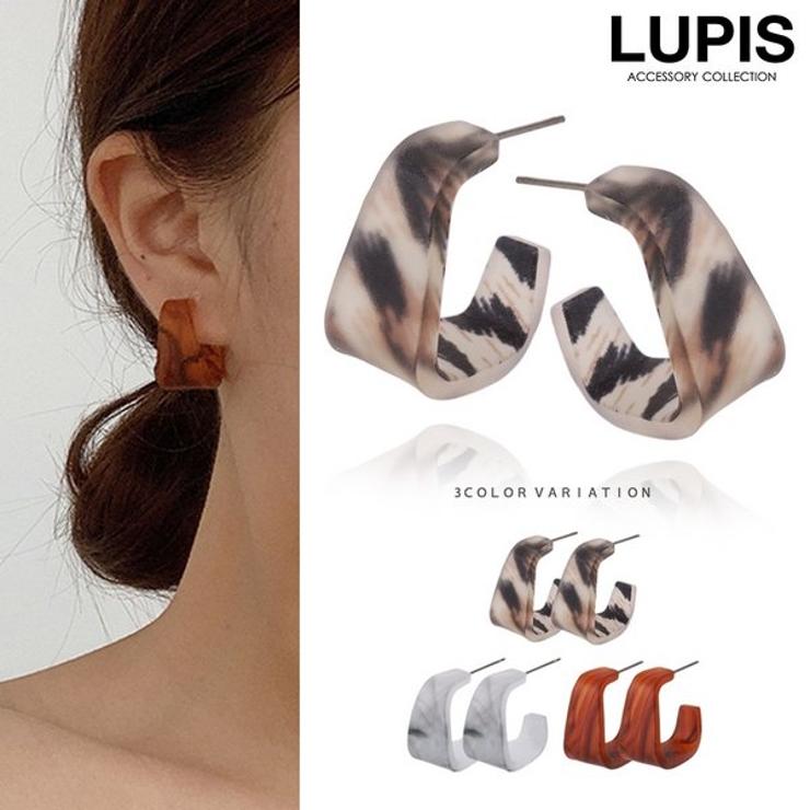 LUPISのアクセサリー/ピアス | 詳細画像