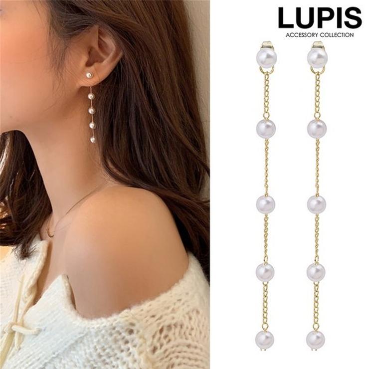 LUPISのアクセサリー/ピアス   詳細画像