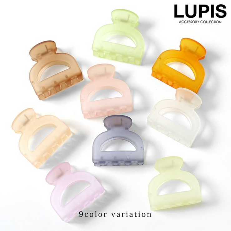LUPISのヘアアクセサリー/ヘアクリップ・バレッタ | 詳細画像