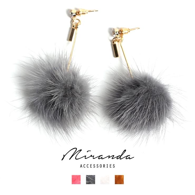 Miranda のアクセサリー/ピアス   詳細画像