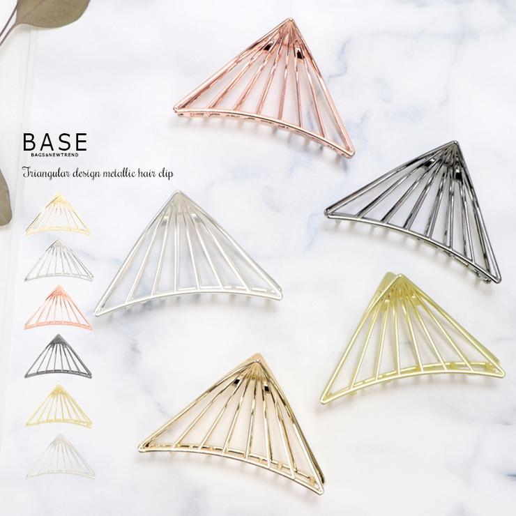 BASEのヘアアクセサリー/ヘアクリップ・バレッタ | 詳細画像