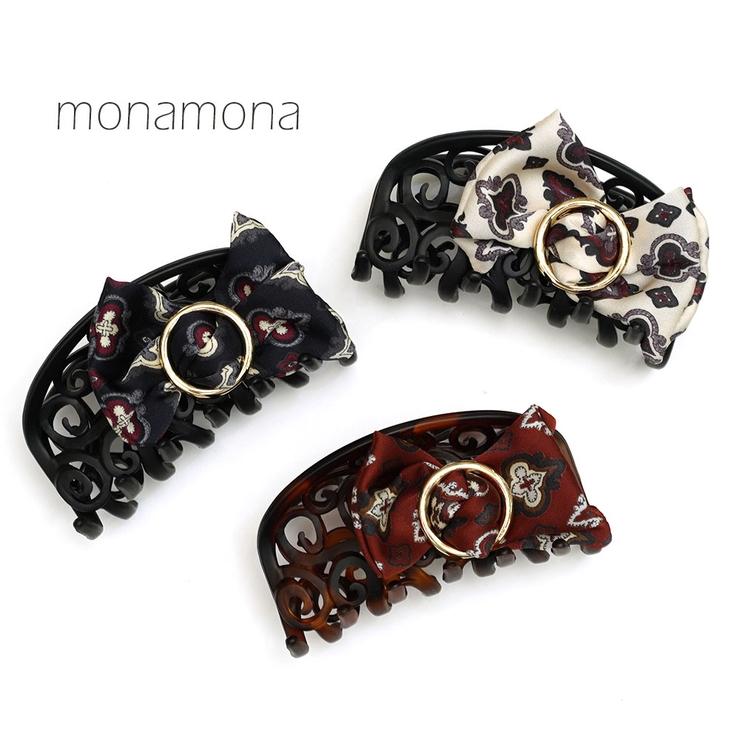 monamonaのヘアアクセサリー/ヘアクリップ・バレッタ | 詳細画像