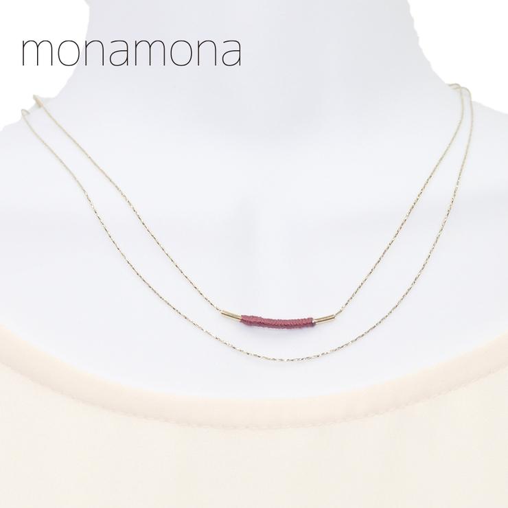 monamonaのアクセサリー/ネックレス | 詳細画像