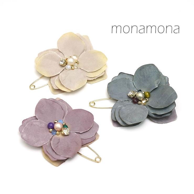 monamonaのアクセサリー/ブローチ・コサージュ   詳細画像