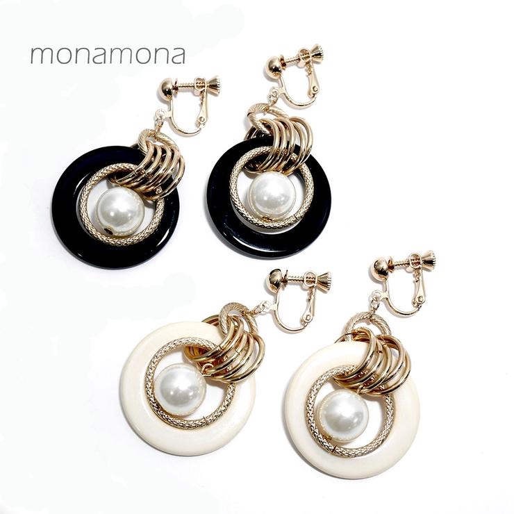 monamonaのアクセサリー/イヤリング   詳細画像