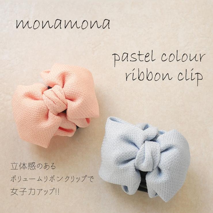 monamonaのヘアアクセサリー/ヘアクリップ・バレッタ   詳細画像