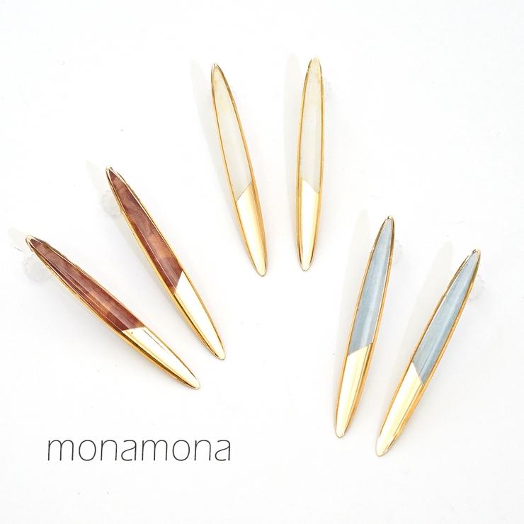 monamonaのアクセサリー/ピアス   詳細画像