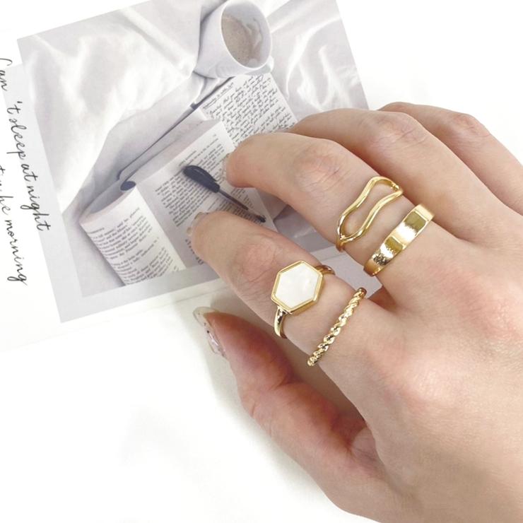 RETRO GIRLのアクセサリー/リング・指輪   詳細画像