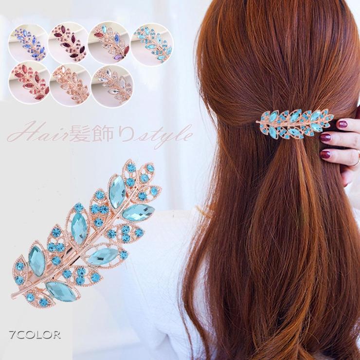 ヘアアクセサリ レディース春夏 髪飾り | アクセサリーショップPIENA | 詳細画像1