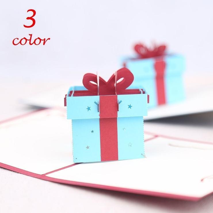 グリーティングカード メッセージカード 誕生日   PlusNao   詳細画像1
