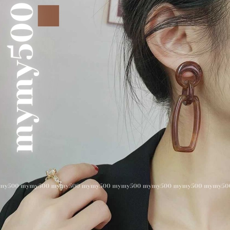 mymy500のアクセサリー/ピアス | 詳細画像