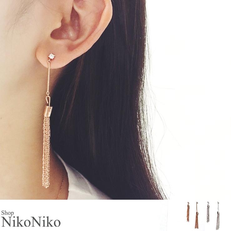 ShopNikoNikoのアクセサリー/ピアス | 詳細画像