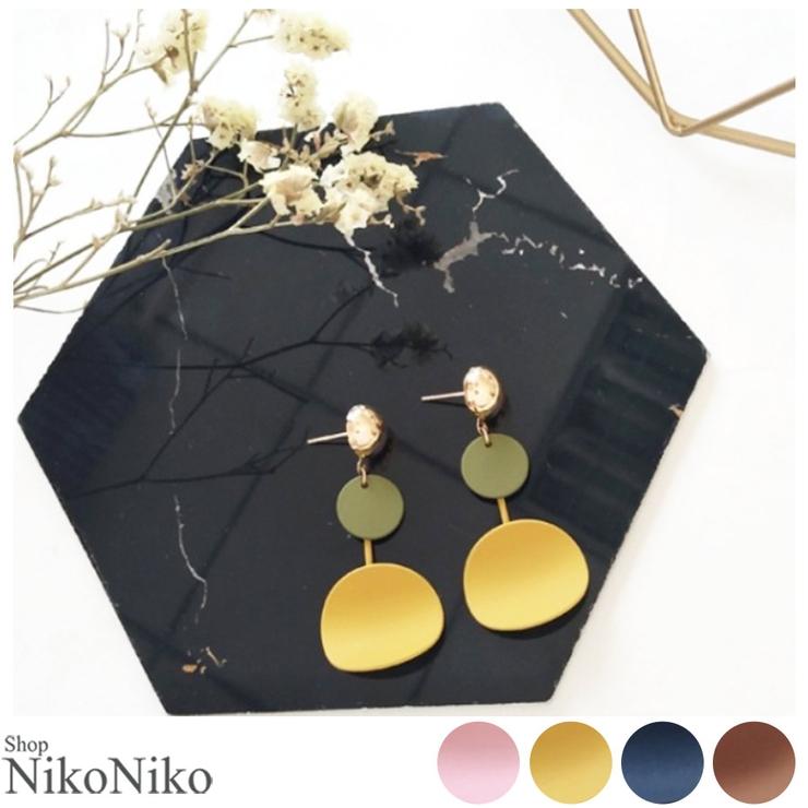 ShopNikoNikoのアクセサリー/ピアス   詳細画像
