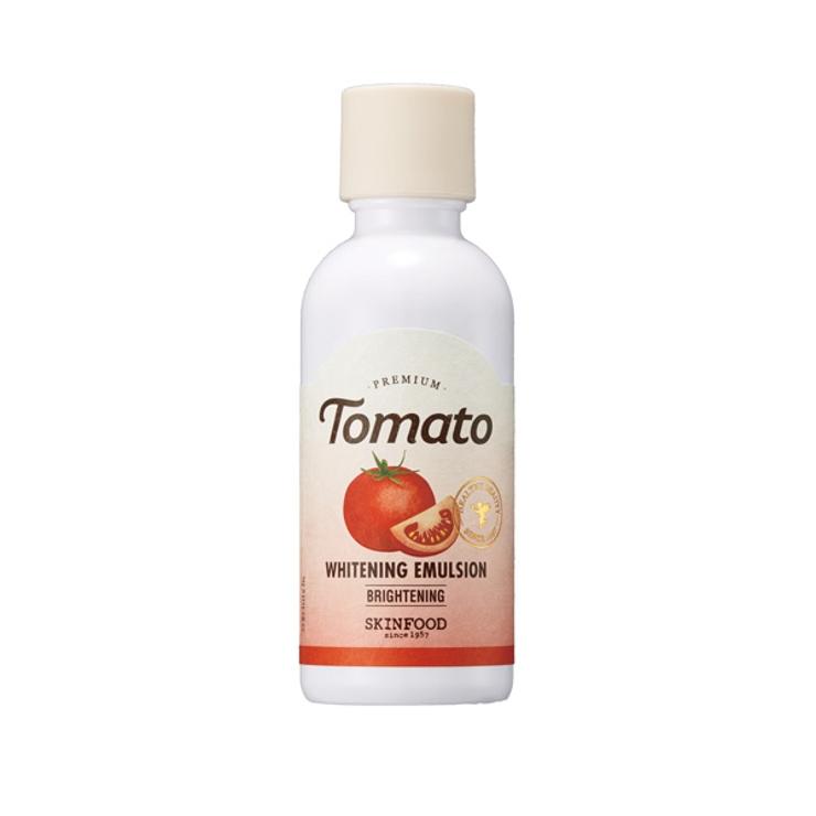 スキンフードプレミアムトマトウォーターリーエマルジョン みんなが知っているトマトのチカラ!太陽のように輝く透美肌へ! SKINFOOD3000円以上   詳細画像