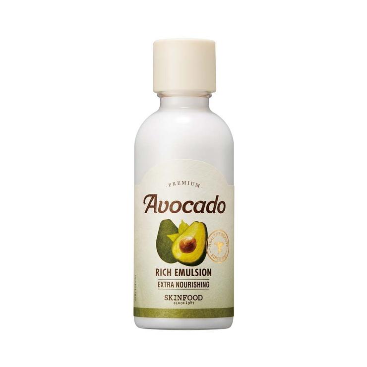 スキンフード乳液アボガド乾燥肌保湿プレミアムアボカドリッチエマルジョンSKINFOOD3000円以上 | 詳細画像