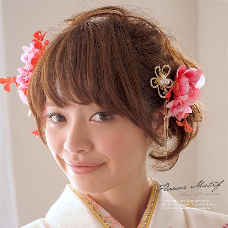 成人式の振袖・卒業式の袴に,髪飾り | 詳細画像