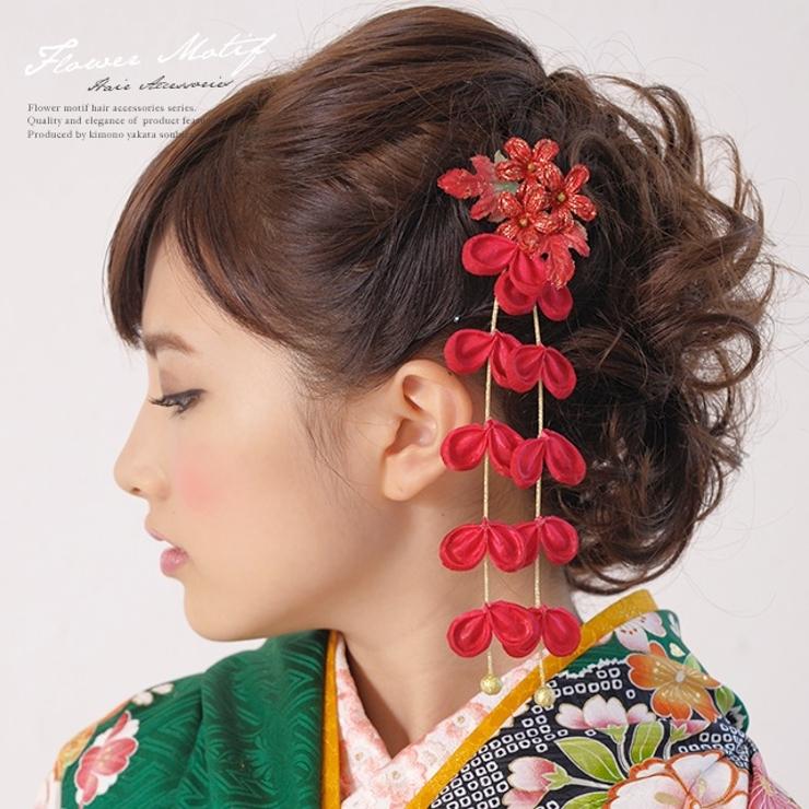 成人式におすすめな髪飾り   詳細画像