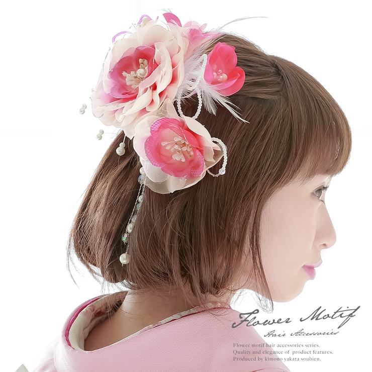 髪飾り,髪留め,ヘアアクセサリー,簪,かんざし | 詳細画像