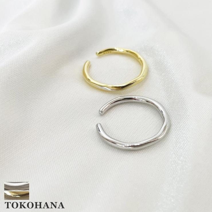 シンプル細リング レディース リング |  TOKOHANA | 詳細画像1
